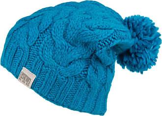 KuSan Oversized Bobble Hat - Turquoise 1-Size