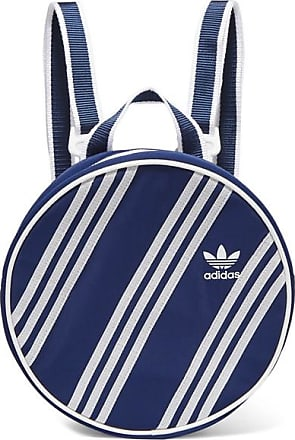 71e7453dab adidas Originals + Ji Won Choi Mini Striped Shell Backpack - Navy