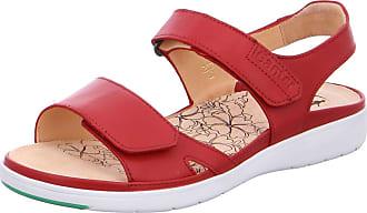 3fd8a7bae Ganter Women Heels Sandals Red Size  5 UK
