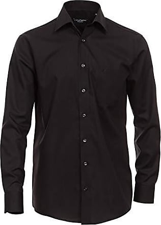 Casa Moda Comfort Fit Herren Freizeit 12 Arm Hemd mit Button Down Kragen Kariert (982962200A)