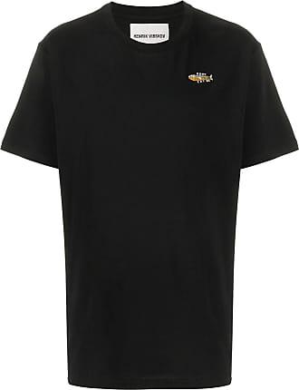 Henrik Vibskov T-shirt con ricamo - Di colore nero
