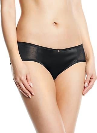 Gossard Womens Dotty Short Polka Dot Brief, Black, Size 14 (Manufacturer Size:Large)