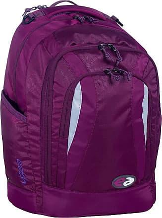Yzea Schoolbag Go Aubergine