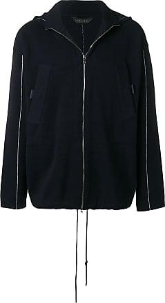 Falke zipped hooded jacket - Blue