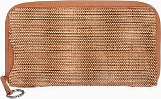 Zanellato Braided Leather ore 21 Maxi Wallet Größe Unica
