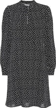 Velvet Delores polka-dot minidress