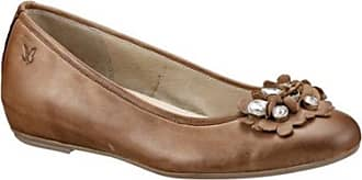 Caprice 457075 Womens Ballet Flats, Nut, UK 5 Brown Size: 6 UK