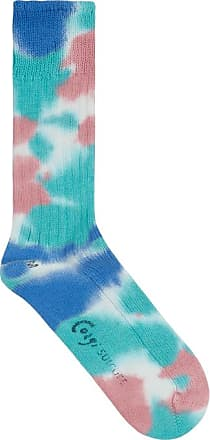 Suicoke Tie dye socks TURQUIOSE M