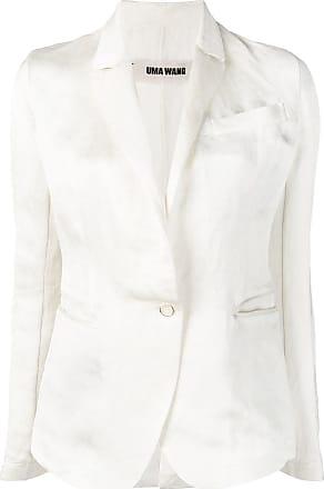 Uma Wang slim-fit blazer - Neutrals