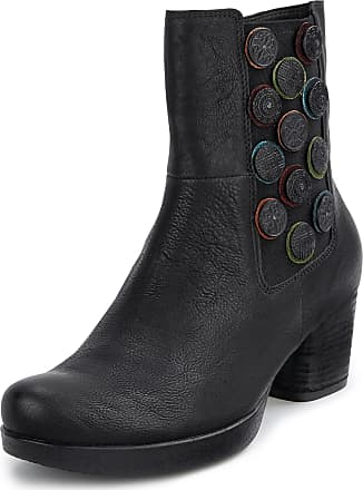 Think Ankle boots Drawi Think! black