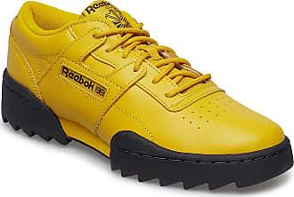 Reebok Workout Ripple Og Låga Sneakers Gul Reebok Classics
