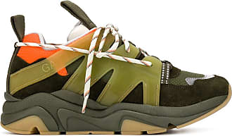 Ganni Tech sneakers - Green