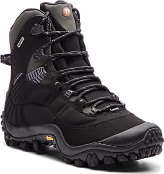 Merrell Scarpe da trekking MERRELL - Cham Thermo 8 Wp Syn J87005 Black 081267499ef