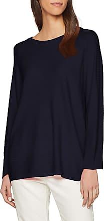 Jacqueline de Yong Womens Jdymathison 7/8 Noos WHS Pullover KNT Jumper, Blue (Sky Captain Sky Captain), 16 (Size: X-Large)