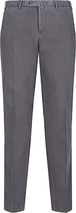 PT01 Fashion Man DL01Z00PA2TU180240 Grey Cotton Pants | Spring Summer 20