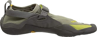 Vibram Fivefingers Womens KSO Fitness Shoes, Grey (Taupe/Palm/Grey Taupe/Palm/Grey), 4/4.5 UK