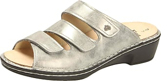 Finn Comfort Canzo 02688-675362 Silver Marley Marley Beige Size: 6.5 UK