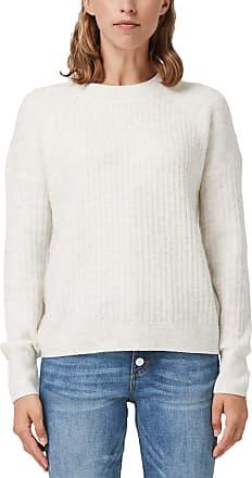 Q/S designed by Womens 41.909.61.2673 Jumper, Beige (Latte Mélange 80w0), 16 (Size: X-Large)