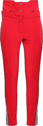 8f5c6f2fe47b Perfect Moment Perfect Moment Woman Slim-leg Ski Pants Red Size M