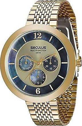 Seculus Relógio Feminino Seculus 20541LPSVDS1