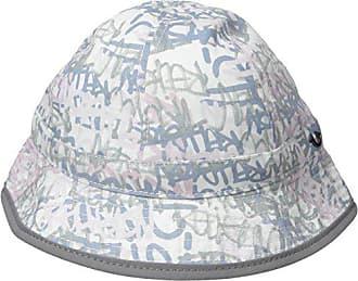 True Religion Mens Graffiti Print Bucket Hat,Bungalow,Small/Medium