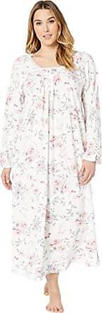 f7710fee29 Carole Hochman Womens Rose Floral Long Gown-Plus Size
