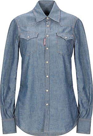 Camicie Jeans Donna Dsquared2®: Acquista fino a −50% | Stylight