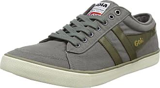 Gola Mens Comet Trainers, Grey (Grey/Khaki Xn), 8 (42 EU)