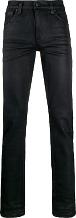 Nudie Jeans Calça jeans reta Lean Dean - Preto
