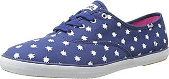 Keds Womens Champion Starburst, Twilight Blue, 9 M US