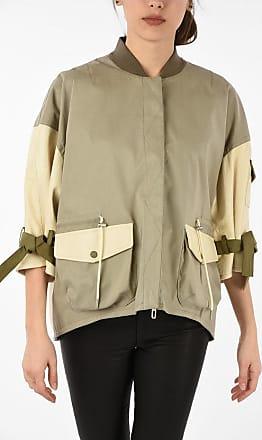 Drome Leather Sleeve 3/4 Jacket Größe L