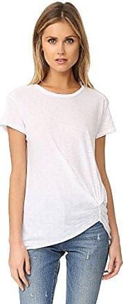 Medium Stateside Womens Front Casing Raglan Top White