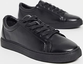 Kurt Geiger KG By Kurt Geiger whitworth lace up trainers in black