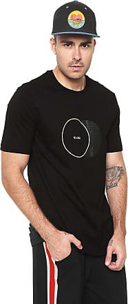 Globe Camiseta Globe Hiding Sun Preta