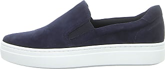 Vagabond Womens Camille Slip On Trainers, Blue (Dark Blue 64), 6.5 UK
