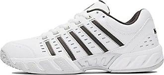 Silver 45 Light EU K Tennis White Black 30 Chaussures Blanc 3 Homme Swiss Tfw KS de Bigshot IZaqZOgw