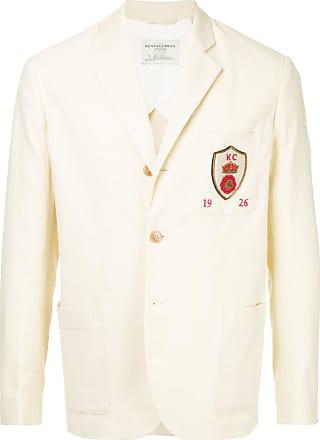 Kent & Curwen patch pocket blazer - Neutrals