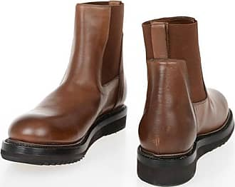 Rick Owens Leather CREEPER Ankle Boots Größe 37
