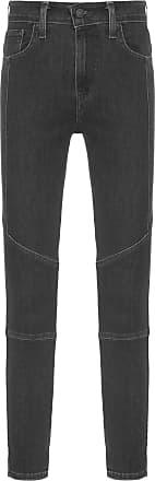 Levi's Calça Jeans Levis 721 High Rise Skinny Seamed Ankle
