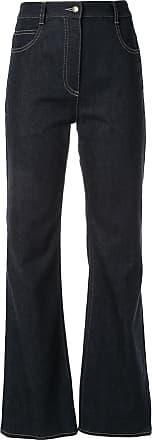 Nina Ricci Calça jeans flare - Azul