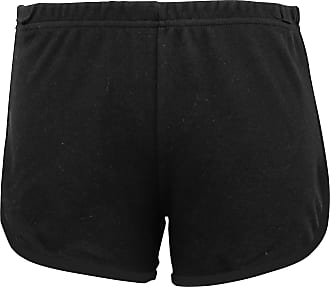 American Apparel Womens/Ladies Cotton Casual/Sports Shorts (L) (Black)