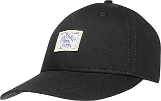 Lonsdale Mens Patch Sports Training Cap Baseball Hat Black Mens