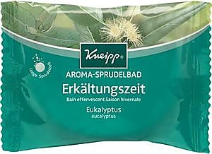 Kneipp Badezusatz Sprudelbäder Aroma-Sprudelbad Erkältungszeit 80 g