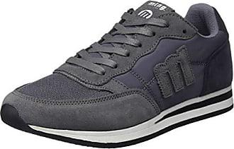 C2538041 84086Sneakers HommeSuede EU Attitude Gris Basses Mtng l3cFK1TJ