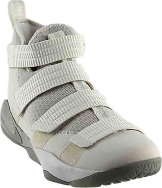 Nike Tênis Nike Lebron Soldier 11 Light Bone Dark Stucco (42)