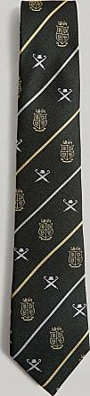 Hackett Lions Crest Soie Tie   Taille unique   Marin