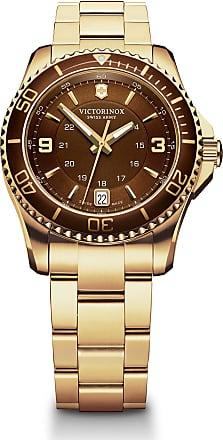 Victorinox by Swiss Army Womens Maverick GS Bracelet Watch, 34mm