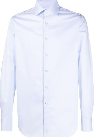 Xacus long sleeve regular fit shirt - Blue
