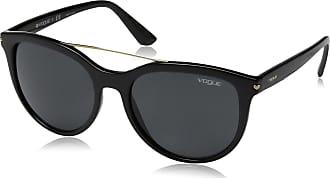 Vogue VO5134S W44/87 Preto Lente Cinza Tam 55