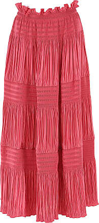 ed7ee6b692 Pinko Skirt for Women On Sale in Outlet, Pink, polyester, 2017, 10